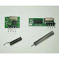433MHz Superhet RF Transmitter Receiver Modules Wireless Pair