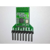 CC2500 2.4GHz Module on Breakout Board