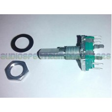 Rotary Encoder 5 pin with Top Clickable Switch