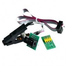 SOIC8 SOP8 Test Clip EEPROM programming cable + adapters