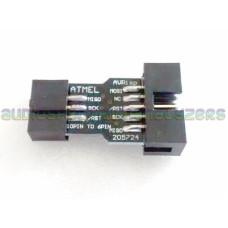 10pin 6pin Adapter Converter USBasp